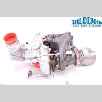 Turboaggregat MB C-KLASS (W205) 14- MB C220D 2,2 AVANTGARDE 2016 A6510901586