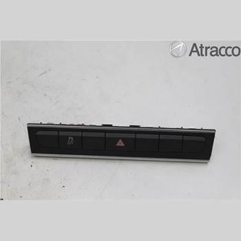 Strömställare Varningsblinkers AUDI A3/S4 05-13 AUDI A3 (8P) 1.6 E-Power 2011 8P0927137BT
