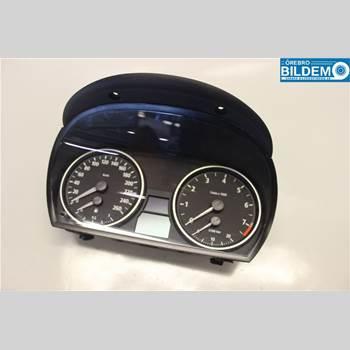 BMW 3 E90/91 SED/TOU 05-12 BMW 3-SERIE 4-CYL SEDAN 4D 2006 62109316145