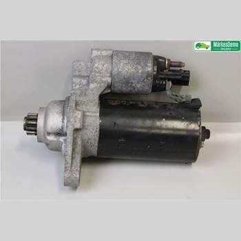 Startmotor Diesel VW CADDY 11-15 1,6 TDI.VW CADDY SKÅP 2011 02Z911023NX
