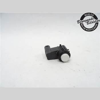 Parkeringshjälp Backsensor PEUGEOT 5008 10-16 1,6 HDI 2010 9677782980