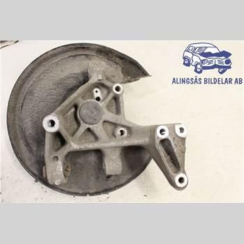 Hjullagerhus/Spindel Vänster Bak VW SHARAN 11- 5DCS 2,0TDI 6VXL SER ABS 2011 3C0 505 433 K
