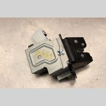 Låskista Baklucka MAZDA 2 08-15 1,6D MZ-CD Diesel 90HK 2009