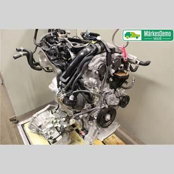 Motor Bensin TOYOTA AURIS 4D 1,2 COMBI 2016 1900047460