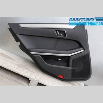 Dörrklädsel - Vänster MB E-KLASS (W212) 09-16 2,2 E 200 CDI 2013 A2127300170