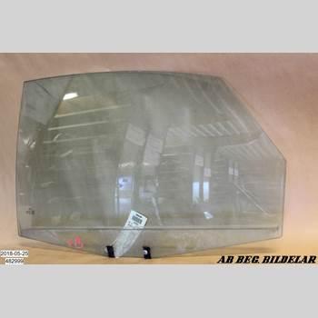 Dörruta Vänster Bak AUDI A6/S6     97-05 AUDI A6 2,7 2000