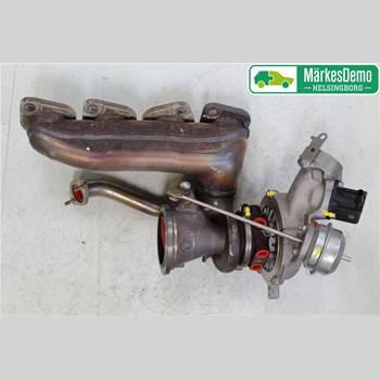 Turboaggregat MB C-KLASS (W205) 14- Mb C-Klass (w205)  14- 200 2016 A2740904180