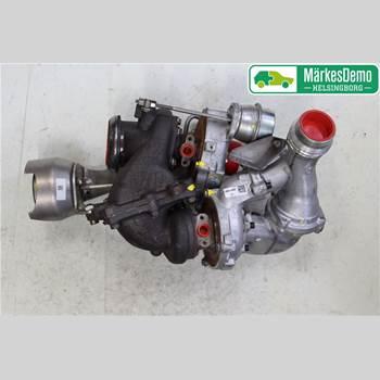 Turboaggregat MB C-KLASS (W205) 14- Mb C-Klass (w205)  14- 220 CDI 2014 A6510901186