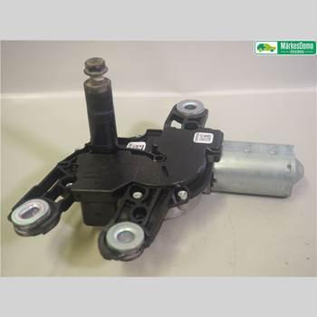 Torkarmotor Baklucka SKODA RAPID 1,2 TSI.SKODA RAPID SPORT-BACK 2014 5F4955711