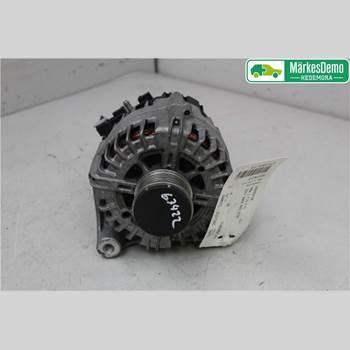 Generator BMW 1 F20/F21 11-19 BMW 1-SERIE D KOMBI-SEDAN 5D 2012 12317823344