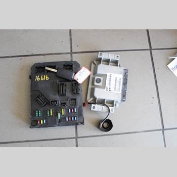 Styrenhet Insprut PEUGEOT 407 PEUGEOT 407 SW ST 2,0 TI 2005