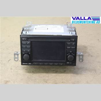 CD Radio NISSAN NOTE E11 06-14 1.6 2013 25915BH50B