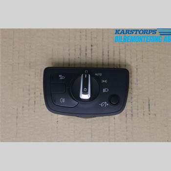 Strömställare Ljus AUDI A6/S6 12-18 2,0 TDI 2011 4G0941531E