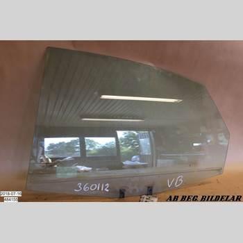 Dörruta Vänster Bak AUDI A6/S6     97-05 AUDI A6 2,4 1998