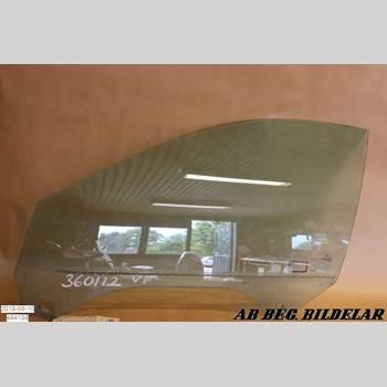 DÖRRUTA FRAM VÄNSTER AUDI A6/S6     97-05 AUDI A6 2,4 1998