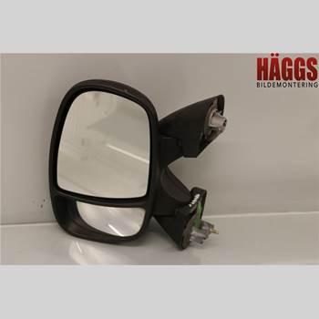 Spegel Vänster Yttre NISSAN PRIMASTAR 2,0 DCi 6-Vxl 2008 9630200QAP