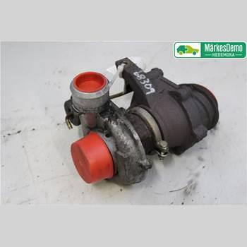 Turboaggregat MB VITO/VIANO (W639) 04-14 MERCEDES-BENZ VITO KOMPAKT 3200MM SKÅP 2+1+2D 2006 A6460960599