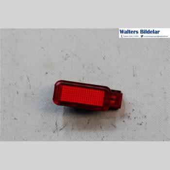 Innerbelysning 5,2 FSI V10 2014 6y0947411