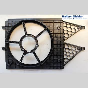Kylfläktkåpa AUDI A1/S1 11-18 AUDI A1 KOMBI-SEDAN 3D 2011 6R0121207Q