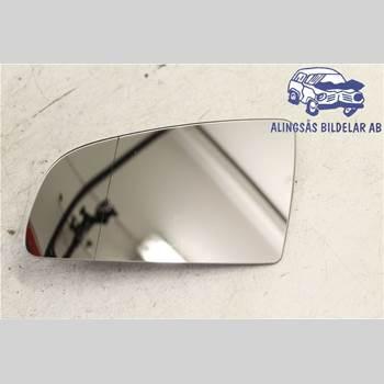 Spegelglas Vänster AUDI A4/S4 05-07 5DCBI 1,8T 6VXL SER ABS 2005