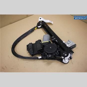 Fönsterhiss Elektrisk Komplett VW SHARAN      01-10 1,8T 20V AWC 2007