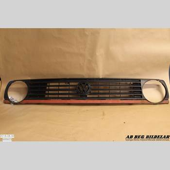 GRILL/GALLER VW GOLF II 84-91 1,8I CL 1990