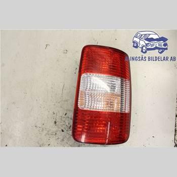 Bakljus Höger VW CADDY      04-10 2+2+1D 1,9TDI AUT SER ABS 2006  2K0 945 096 L