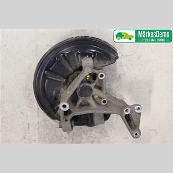 Hjullagerhus/Spindel Vänster Bak VW SHARAN 11- Vw Sharan      11- 2016 3C0505433K
