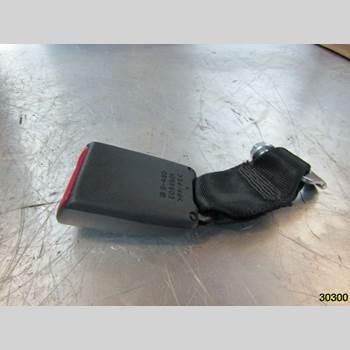 Säkerhetsbälteslås / Stopp PEUGEOT P PEUGEOT 107 2013 16 084 063 XZ