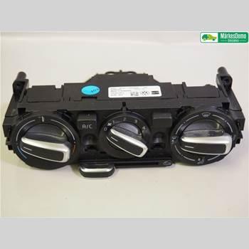 AC Styrenhet AC Manöverenhet VW UP! / E-UP! 1,0 MPI.VW UP! 2015 1S0820045S