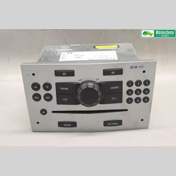 RADIO CD/MULTIMEDIAPANEL OPEL CORSA D 07-14 OPEL CORSA 2010 13289925