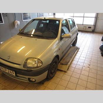 Expansionstank RENAULT CLIO II 99-01 RENAULT B 2001