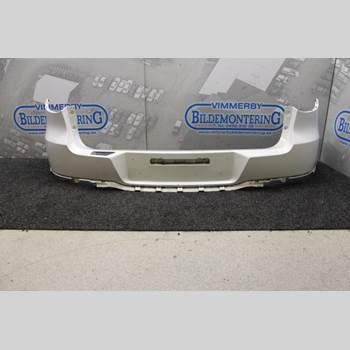 Stötfångare Bak VW TIGUAN 07-16 1.4TSi 4-motion SUV 150HK 2009 5N0807421A