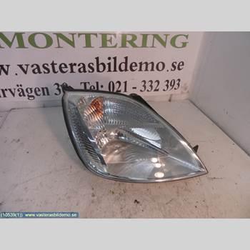Strålkastare Höger FORD FIESTA     02-05  2003