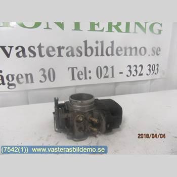 Inj.Spjällhus SAAB 9-5 -05  1998