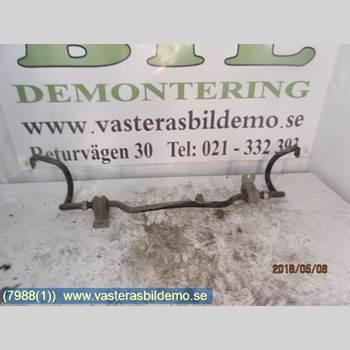 KRÄNGNINGSHÄMMARE FRAM RENAULT KANGOO II  08-14  2010