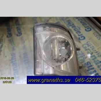 DIMLJUS/VARSELLJUS FRAM LEXUS IS 220d/250/350 06-13 LEXUS IS250 2008