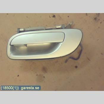 Dörrhandtag Vänster Yttre Volvo V70      05-08 5VX, 2,4I, HGV, SILVER 2005