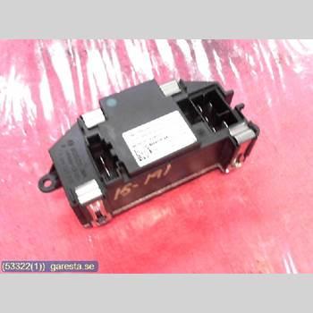 Värmefläktsmotstånd AUDI A4/S4 08-11 2.0TDI 100KW, 4D, 6VXL 2008 8K0820521
