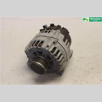 Generator BMW 1 F20/F21 11-19 2,0 D. BMW 116D (F20) 2011 12317823344