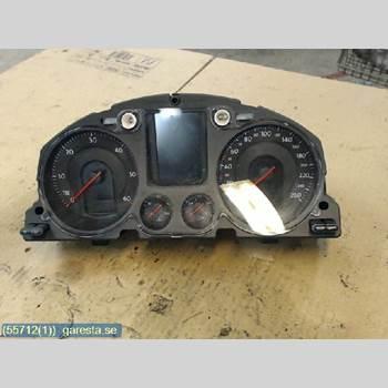 INSTRUMENT KOMB. VW PASSAT 2005-2011 6VX, 2,0TDI, 4D HGV, SVAR 2007