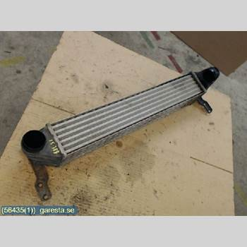 Laddluft/Intercooler Kylare VW SHARAN      01-10 6VX, 1,8T, 4D BUSS, SVART 2001
