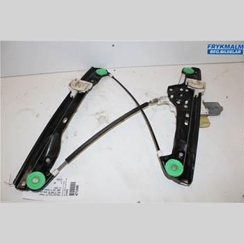Fönsterhiss Elektrisk Komplett BMW 3 E90/91 SED/TOU 05-12 325 N52-B25A 2005 51337140587