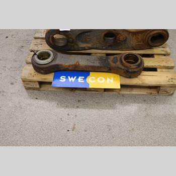 Grill Insteg Front L220F 2007 VOE11108494