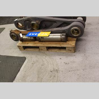 Grill Insteg Front L220F 2007 VOE11108004