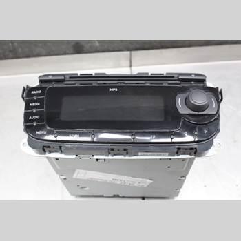 RADIO CD/MULTIMEDIAPANEL SEAT IBIZA IV 08-16 1.4 Kombi-sedan 86HK 2011