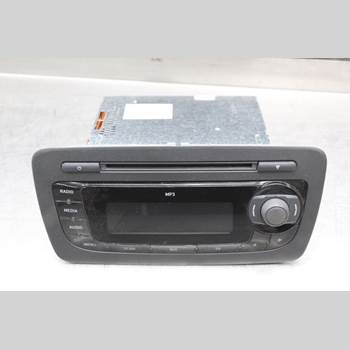 RADIO CD/MULTIMEDIAPANEL SEAT IBIZA IV 08-16 1.6i 105hk 2009 6J0035153