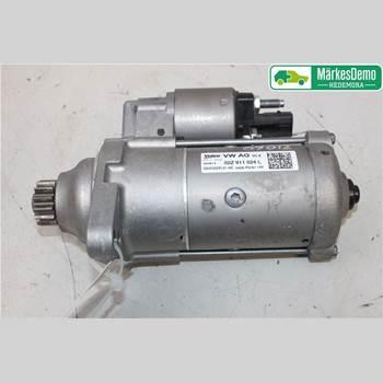 Startmotor Diesel VW GOLF VII KOMBI-SEDAN 5D -2016-02 2015 02Z911024LX