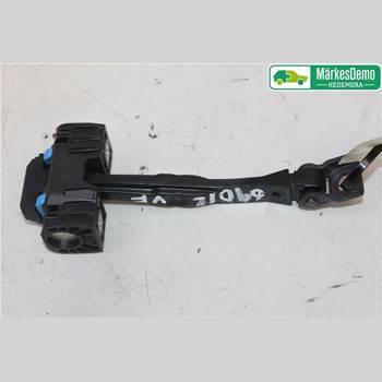Dörrstopp VW GOLF VII KOMBI-SEDAN 5D -2016-02 2015 5G0837249C
