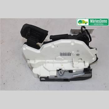 Låskista/Dörrlås VW GOLF VII KOMBI-SEDAN 5D -2016-02 2015 5K1837016E
